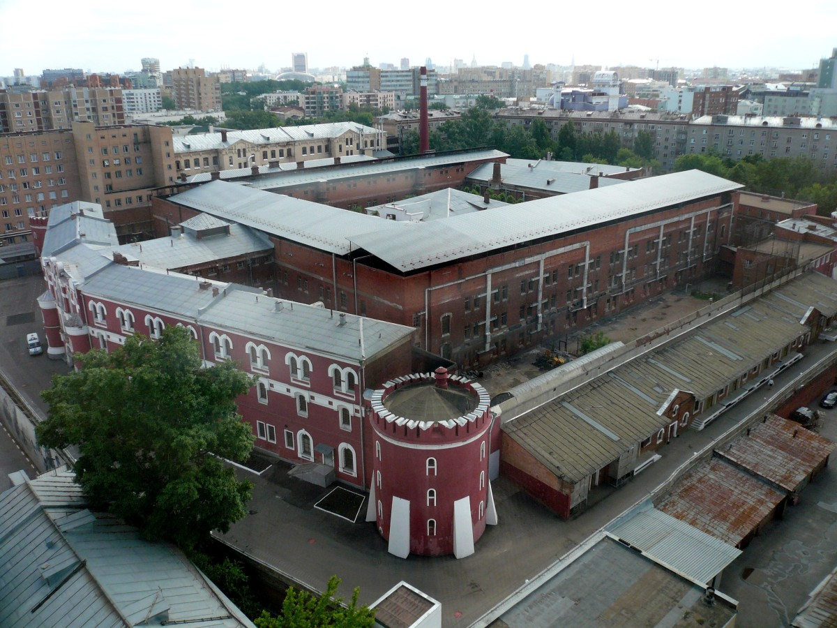 Tyumen Musings Part 14: Prison, Tea and Studying