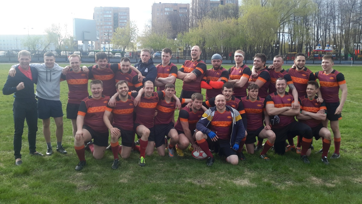 Adrenalin Tyumen v Moscow Dragons: Amateur Rugby in Siberia