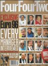 FourFourTwo Euro 96 cover